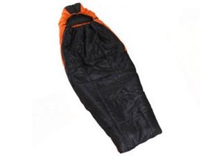 DOPPELGANGER S1-32 ブラック×オレンジ [2WAYスリーピングバッグ・・・