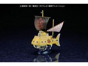 バンダイ ワンピース 偉大なる船コレクション トラファルガー・ローの潜水艦 ・・・