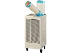 ナカトミ(NAKATOMI) 排熱ダクト付スポットクーラー(自動首振り) N407-T・・・
