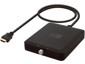 princeton PHM-SW201 デジ像HDMI-BOX版 [HDMIセレクター(2入力1出力)・・・