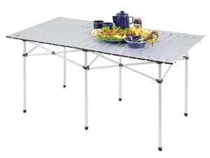 PAL M3766 トラッドアルミロールテーブル ワイド> M-3766