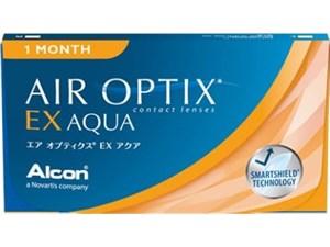 [処方箋不要]エア オプティクス EX アクア [3枚入り][1ヶ月] 商品画像1:アースコンタクト