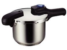 パール金属 圧力鍋 3.5L IH対応 3層底 切り替え式 レシピ付 クイックエコ H-5・・・