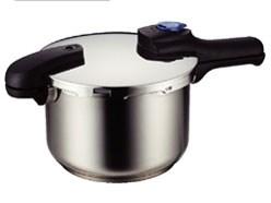 パール金属 圧力鍋 4.5L IH対応 3層底 切り替え式 レシピ付 クイックエコ H-5・・・