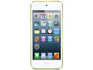 iPod touch MD714J/A [32GB イエロー]