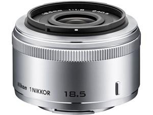 1 NIKKOR 18.5mm f/1.8 [シルバー]