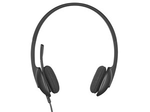 Logicool USB Headset H340