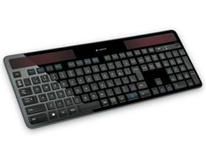 Wireless Solar Keyboard K750r [ブラック]