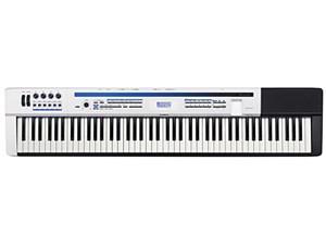 CASIO PX-5SWE パールホワイト調 Privia [ステージピアノ (88鍵盤)・・・