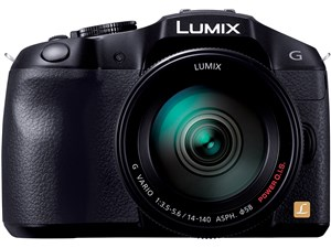 LUMIX DMC-G6H-K 標準ズームレンズキット [ブラック]