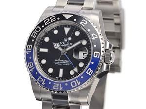 GMTマスター2 116710BLNR [オイスターブレスレット ブラックラッカー・・・