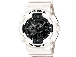 G-SHOCK ホワイト&ブラックシリーズ GA-110GW-7AJF