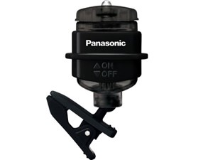 パナソニック LEDクリップライト ブラック BF-AF20P-K ブラッ・・・