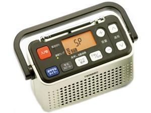 ワンセグTV(音声)/AM/FMラジオ付きワイヤレススピーカ・・・