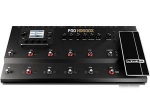 Line6 POD HD500X [アンプシミュレーター]