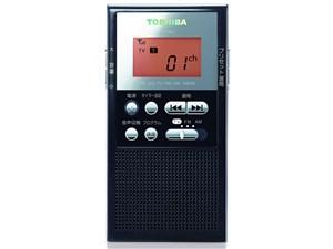 東芝 TV音声/AM/FMラジオ ブラック TY-TPR1(K) [TYTPR1K] 商品画像1:GRACE SHOP