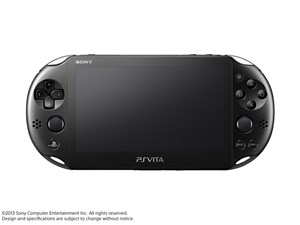 PlayStation Vita (プレイステーション ヴィータ) Wi-Fiモデル PCH-2000 ZA11 [ブラック] 商品画像1:ハルシステム