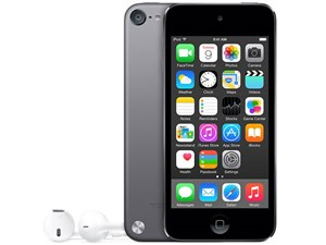 iPod touch ME978J/A [32GB スペースグレイ]