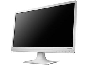 IODATA LCD-MF223EWR ホワイト [21.5型ワイド 液晶ディスプレイ (ブルーライ・・・
