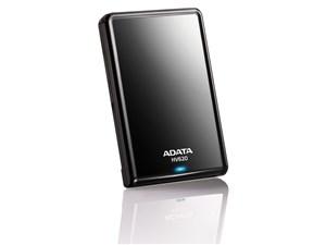 A-DATA AHV620-500GU3-CBK ブラック [外付ポータブルハードディスク(500GB/US・・・