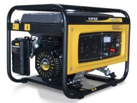KIPOR ガソリンエンジン発電機 KGE2.2-50Hz