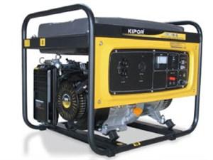 KIPOR ガソリンエンジン発電機 KGE3.5-60Hz