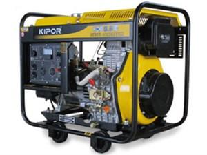 KIPOR ディーゼルエンジン発電機 KDE5.0E-50Hz