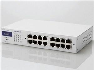 EHB-UG2A16 [ホワイト] + LANケーブル(Cat5e / 25cm)*2本おまけ・・・