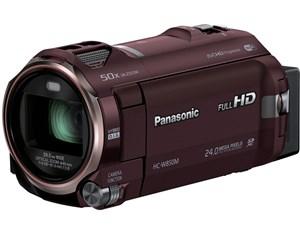 パナソニック ビデオカメラ HC-W850M-T [ブラウン]