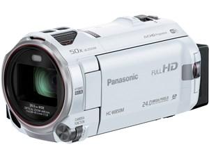 デジタルハイビジョンビデオカメラ「HC-W850M」(ホワイト・・・