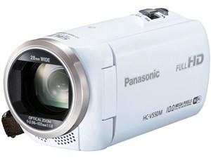Panasonic HC-V550M-W [ホワイト]