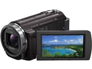 SONY ビデオカメラ Handycam PJ540 内蔵メモリ32GB ブラウン・・・