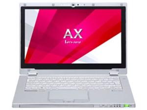 Let's note AX3 CF-AX3RDBCS