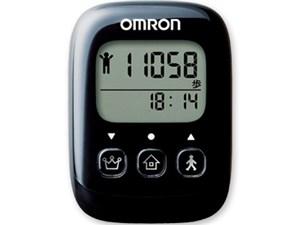 オムロン 測定記録を簡単データ管理。過去の歩行記録ベスト3が分かるポケット・・・