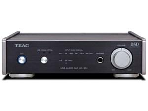 USBオーディオ デュアルモノーラル DAコンバーター ブラック  UD-301-B 商品画像1:GRACE SHOP
