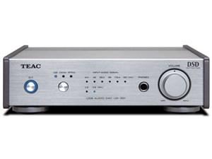 ティアック 【ハイレゾ音源対応】ネットワークアンプ UD-301-S <シ・・・