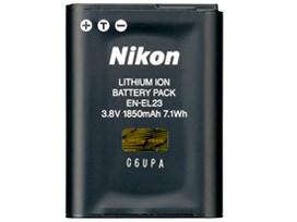 ニコン COOLPIXP900用バッテリーEN-EL23/カメラと同時注文時は受注後送料無料に:hitmarket