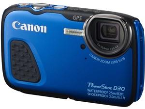 PowerShot D30 SD8GBおまけ付き
