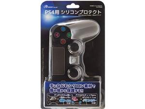 アンサー PS4用 「シリコンプロテクト」 ANS-PF003