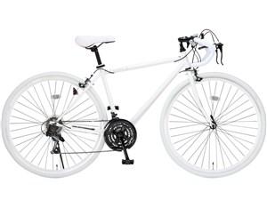 Grandir Sensitive ホワイト [ロードバイク(700×28C・21段変速・フレーム470・・・