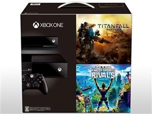 マイクロソフト Xbox One + Kinect (Day One エディション)