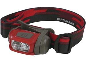 CAPTAIN STAG ギガフラッシュ LEDヘッドライト ジオライン・UK-301・・・