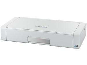 EPSON PX-S05W ホワイト [A4インクジェットモバイルプリンター Wi-Fi対応・・・
