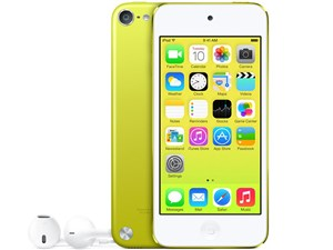 MGG12J/A [16GB イエロー] iPod touch