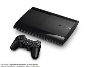 プレイステーション3 HDD 500GB チャコール・ブラック CECH-4300・・・