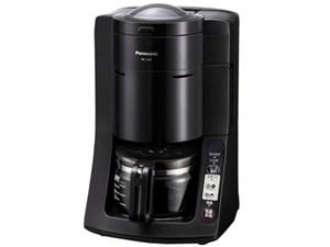 パナソニック 「豆の挽き分け」フィルター搭載沸騰浄水コーヒーメーカー NC-A・・・