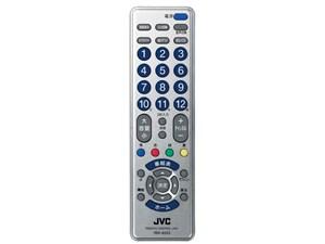 ビクター テレビ用汎用リモコン (シルバー) (RMA533S) RM-A533-S シルバ・・・