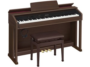 CASIO AP-460BN オークウッド調 CELVIANO [電子ピアノ (88鍵盤)・・・