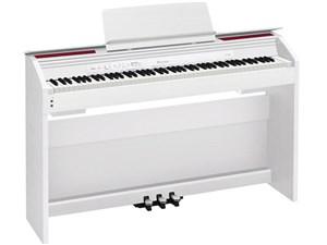 CASIO PX-860WE ホワイトウッド調 Privia [電子ピアノ (88鍵盤)・・・