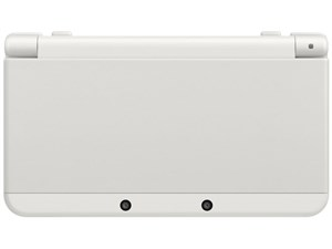 New ニンテンドー3DS ホワイト?【4902370522150】 商品画像1:JYPLUS